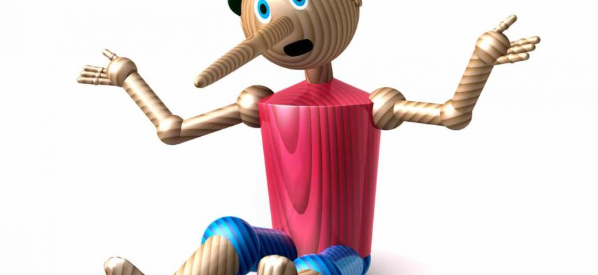 שקרים של ילדים – מה עושים כשהילדים משקרים?